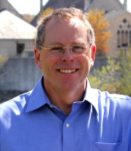 Geoff Clarkson, UTComp founder and Chief Technology Officer